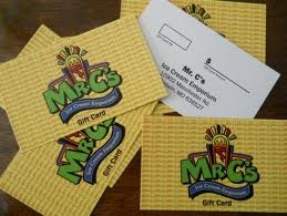 Mr Cs Cards
