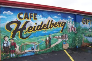 Cafe Heidelberg and a Headache