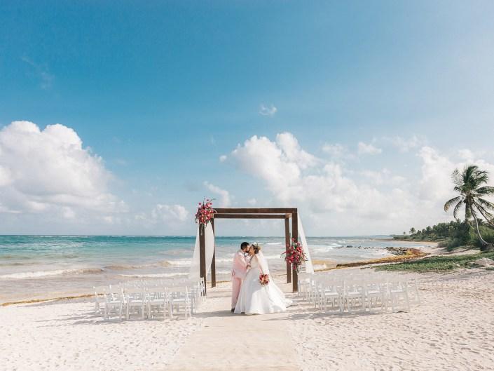 WEDDING IN DREAMS TULUM HOTEL