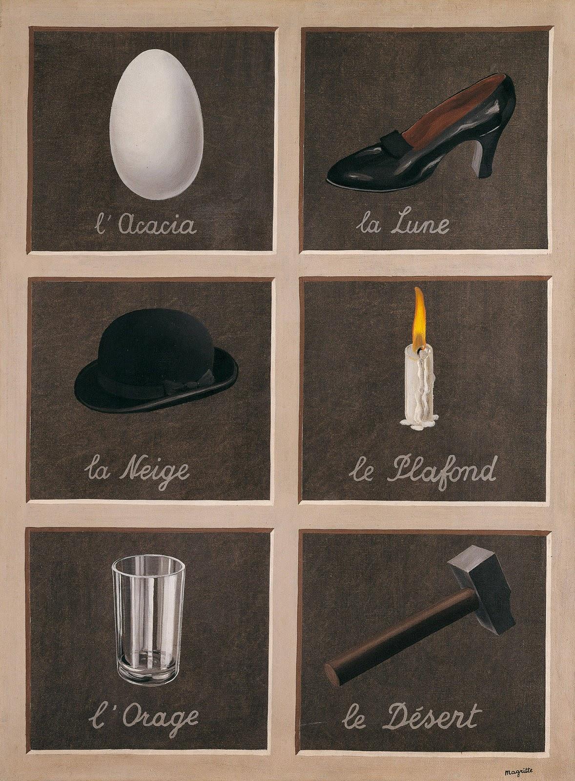 René Magritte La Trahison Des Images : rené, magritte, trahison, images, Treachery, Images, Memento
