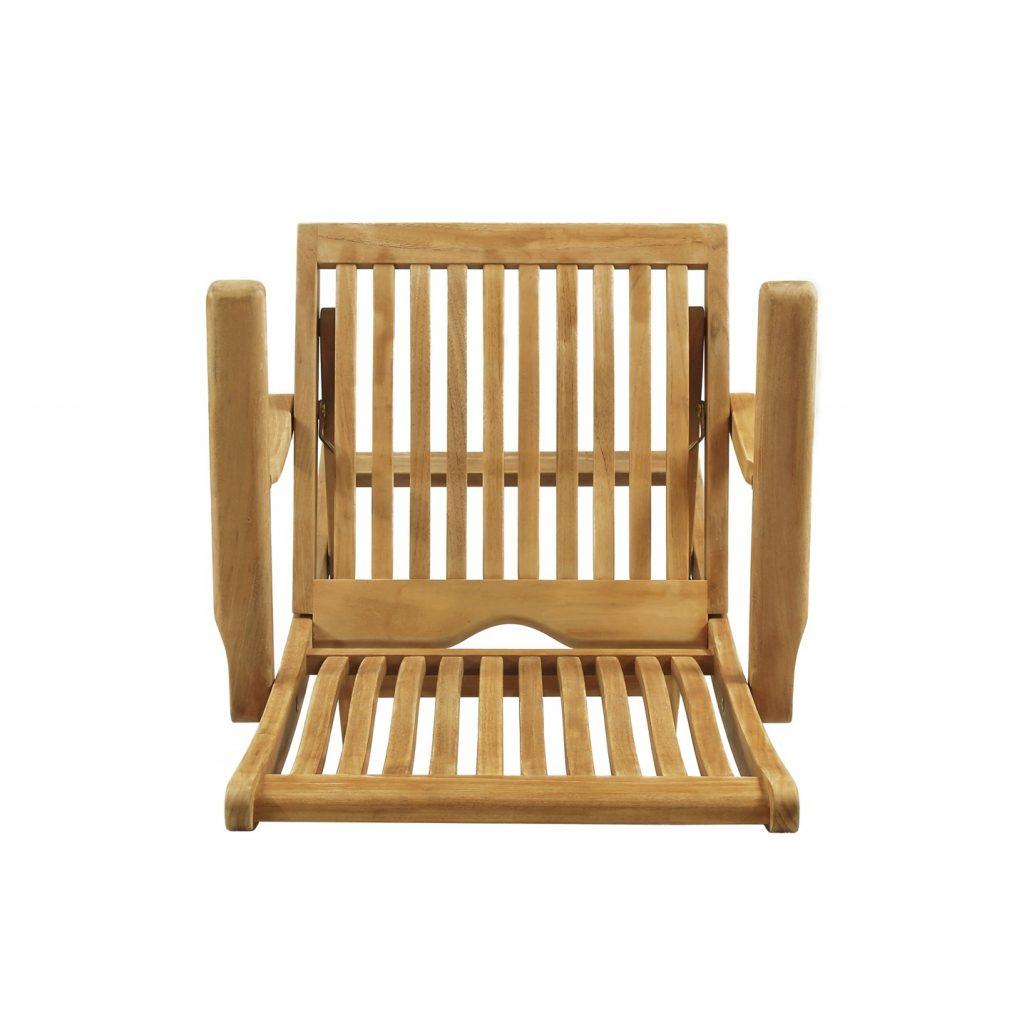 wooden hand chair bali repair seat webbing folding arm diraja surya furniture