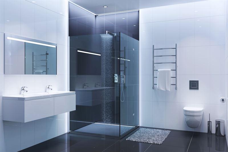 Wybieramy brodzik prysznicowy