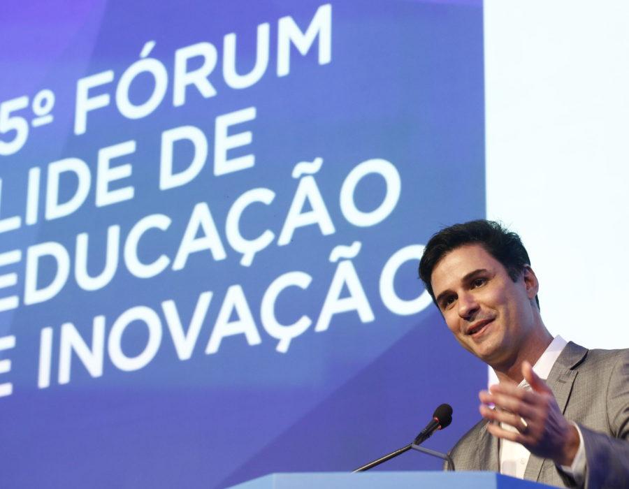Gustavo Ene - CEO do LIDE