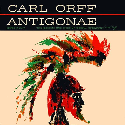 Image result for carl orff antigonae