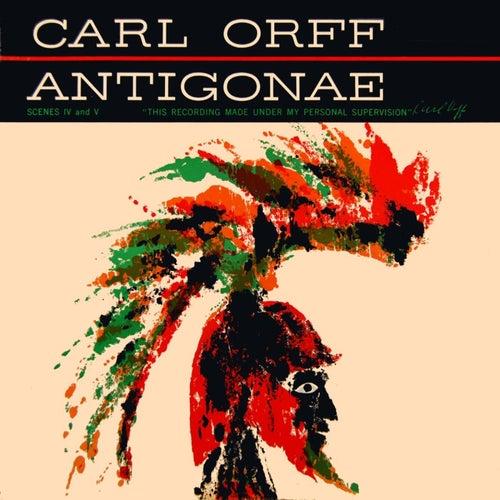 Image result for carl orff antigonae