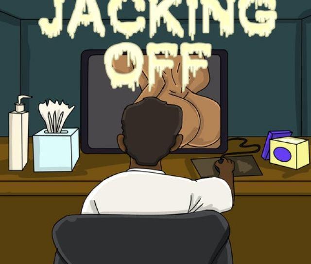 Jacking Off By Bu Ko