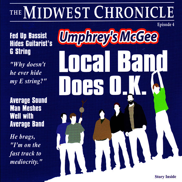 Image result for umphrey's mcgee local band does ok