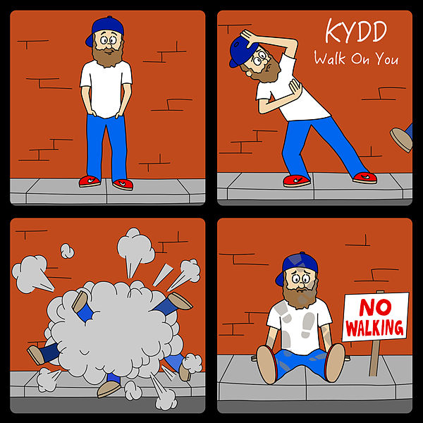 Walk On You by Kydd