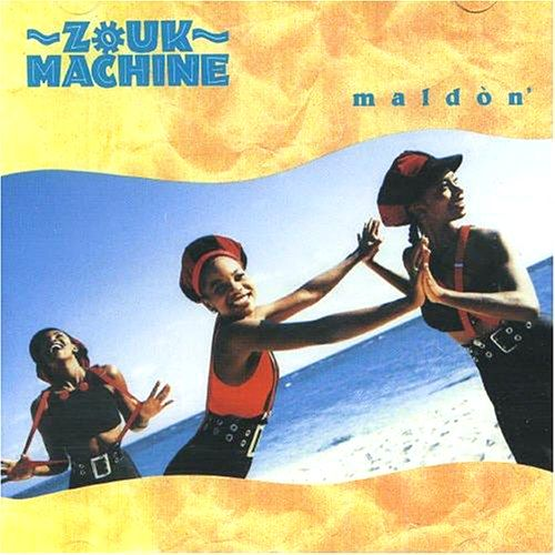 Maldon (Version album) de Zouk Machine : Napster