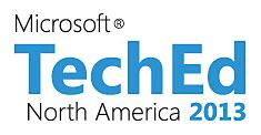 Microsoft TechEd North America 2013