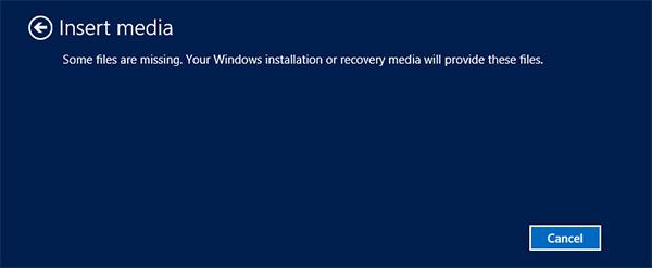 Insert Media on the Surface Pro