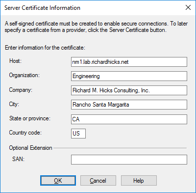 Enabling Secure Remote Administration for the NetMotion Mobility Console