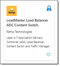 Always On VPN Load Balancing with Kemp in Azure