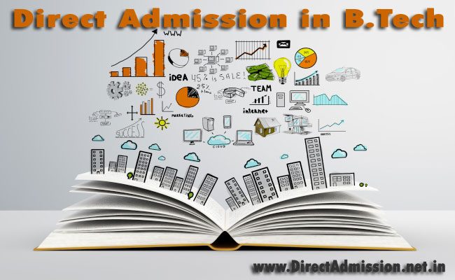 Direct Admission in B.Tech