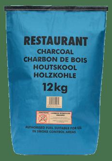 12KG Blue Bag Charcoal