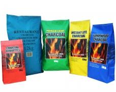 Charcoal Product Range
