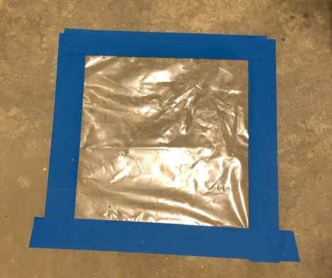 Test Concrete Humidity