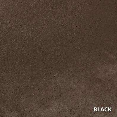 Concrete Acid Stain Swatch - BLACK