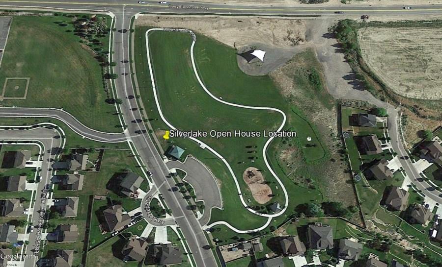 Silverlake Open House location