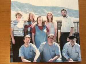 Eagle Mountain Telecom employees in 2004