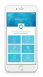 Control your home network from anywhere in the world