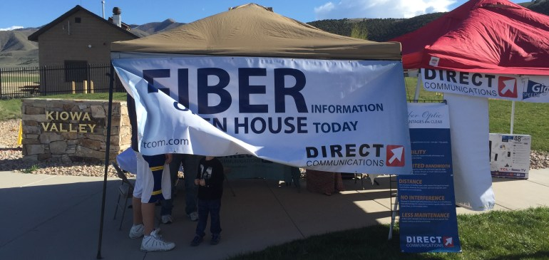 Liberty Farms, Rush Valley & Saddleback Fiber Open House- Wed, July20, 2016, 4pm-7pm