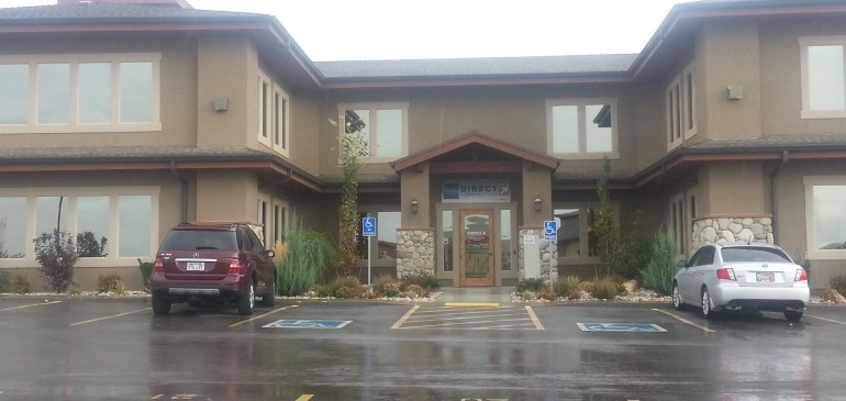 OFFICE SPACE FOR LEASE IN EAGLE MOUNTAIN