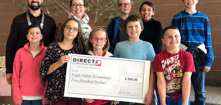 Eagle Mountain Schools Donations 2018