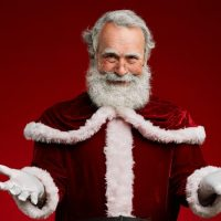 Santa Welcoming You