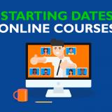 Starting dates online classes