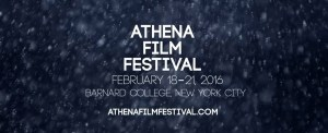 Athena Film Festival 2016
