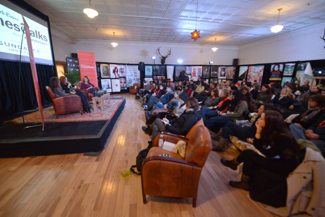 Filmmaker Lodge at Sundance