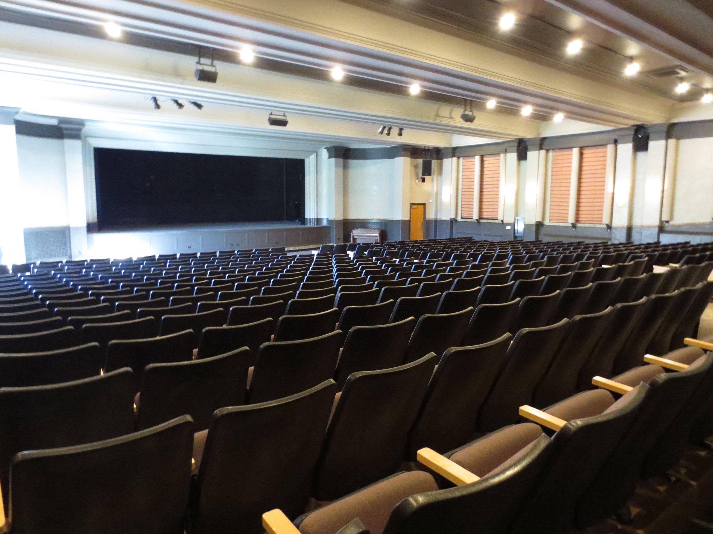 Library Center Theatre