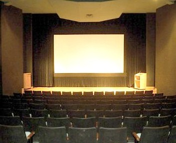 Sundance Mountain Resort Screening Room