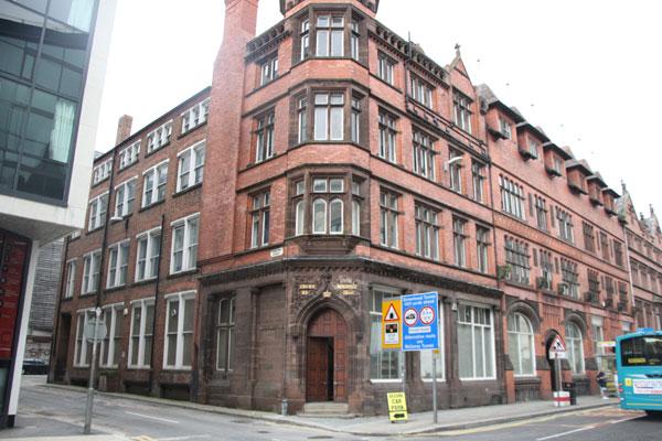 Liverpool Small Cinema