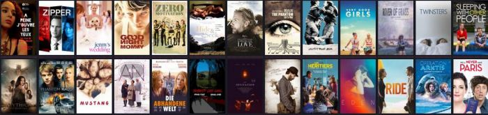 Explore #DirectedbyWomen Film Viewing Possibilities