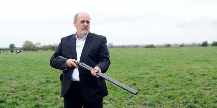 David Troughton in Hope Dickson Leach's THE LEVELLING