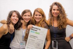 #DirectedbyWomenSpain Dream Team