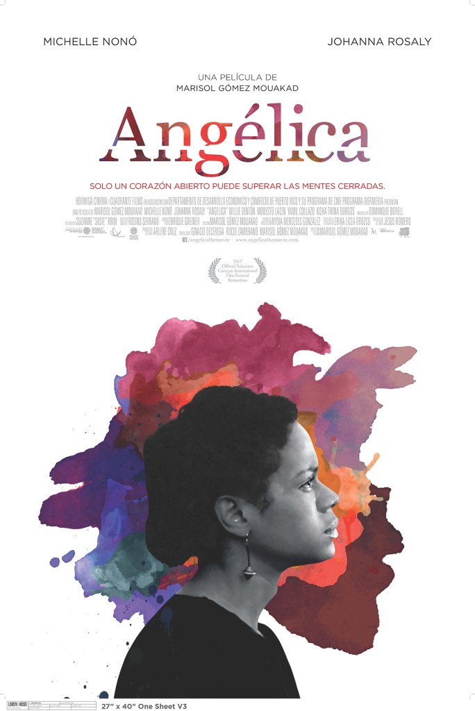 Angelica poster