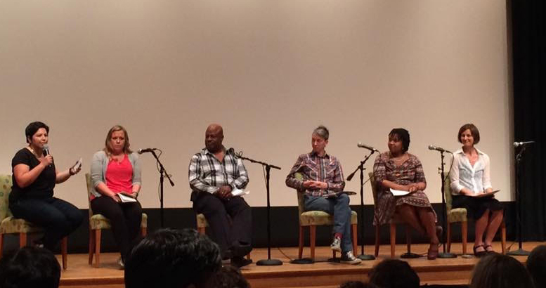 Screening of Sista in the Brotherhood and panel at Metro, regional government in Portland.