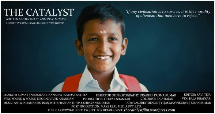 Catalyst film poster