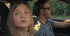 Elle Fanning and Stephen Dorff in Somewhere