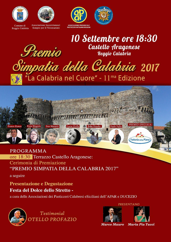 Premio Simpatia della Calabria