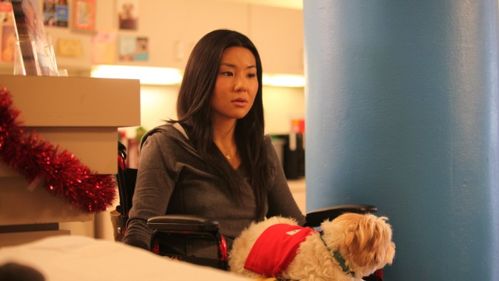 Ellie Lee in I Can I Will I Did
