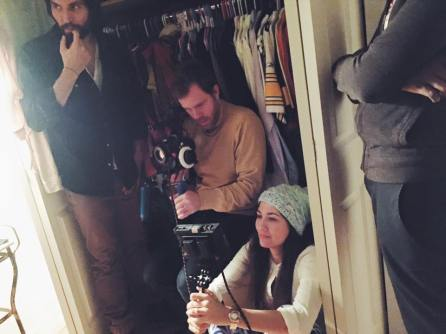 Shooting In The Closet