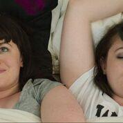 Still image from Rhonna & Donna