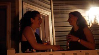 Left: Sophie Max, Right: Fay Koulouri
