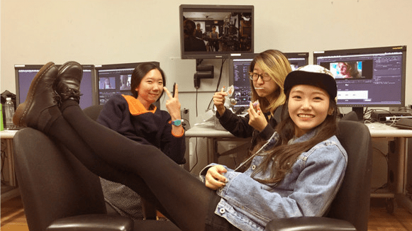Swift filmmaking team