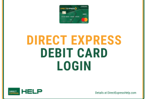 """Direct Express Debit Card Login"""