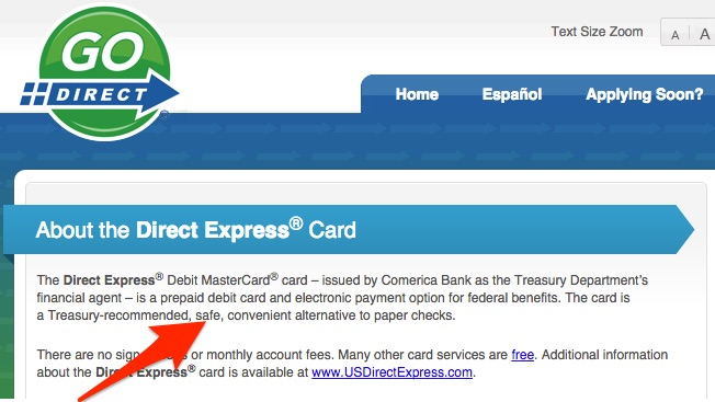 """Direct Express Card Fraud Investigation"